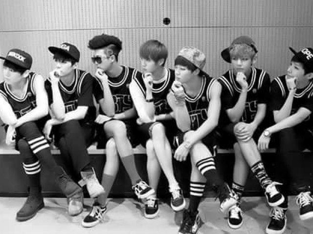 Quem seria o seu melhor amigo no BTS?