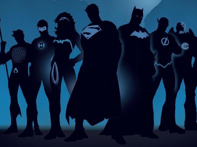 Você conhece a Liga da Justiça?