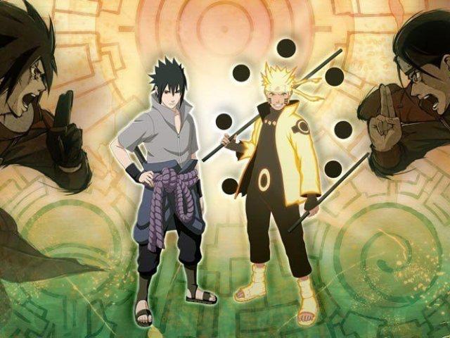 Desafiante Quiz Anime Naruto! (Dificil)