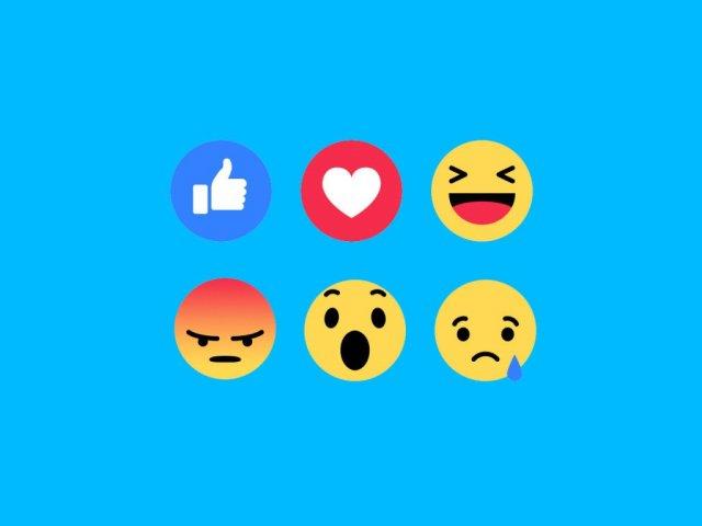 Qual reação do facebook você seria?