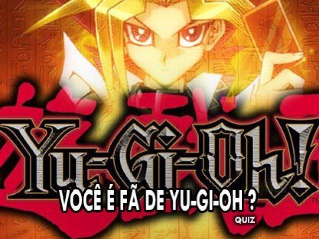 O quão você sabe sobre Yu-Gi-Oh?