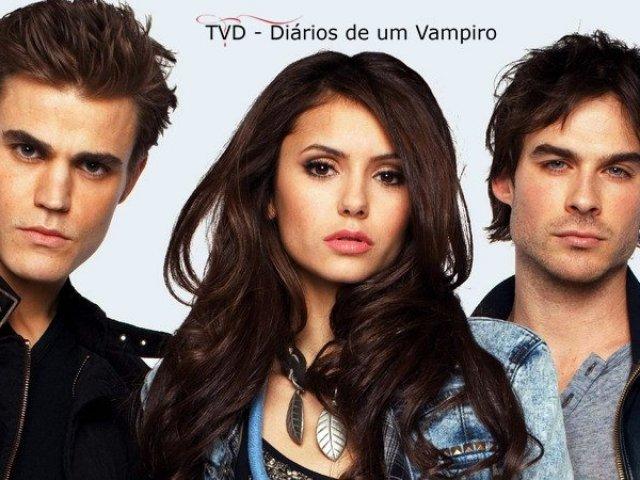 Você conhece bem a série The Vampire Diaries? Parte 1 - nível fácil