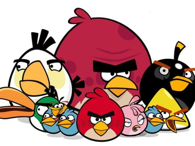 Quem você é em ANGRY BIRDS ?