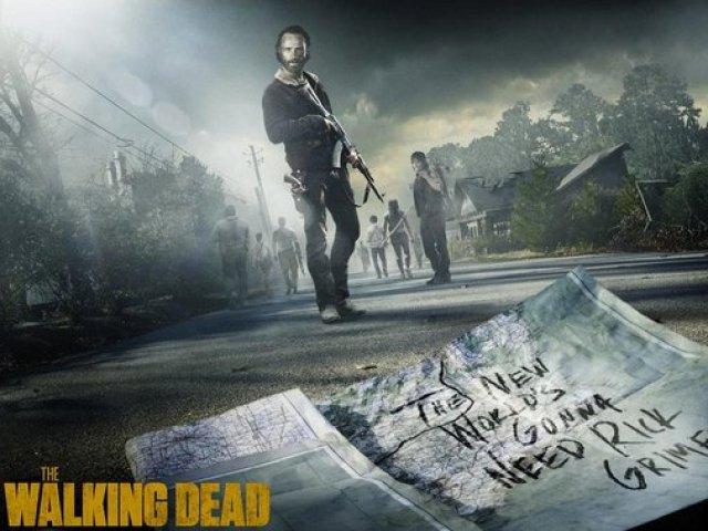 Será Que Você Conhece Tudo sobre The Walking Dead ?