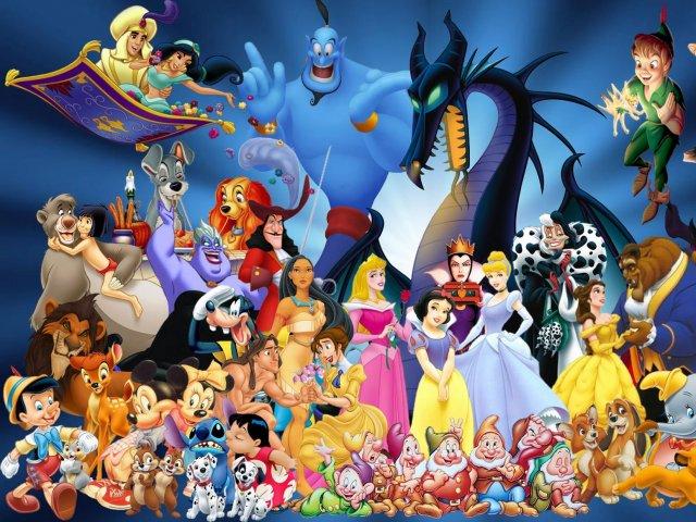 Qual é o seu melhor amigo da Disney?