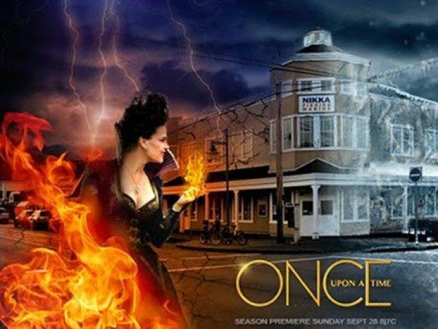 Você sabe tudo sobre Once Upon a Time?