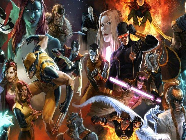 Qual seria o seu nível de mutação em X-Men?