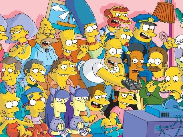 Você Sabe Tudo Sobre os Simpsons?