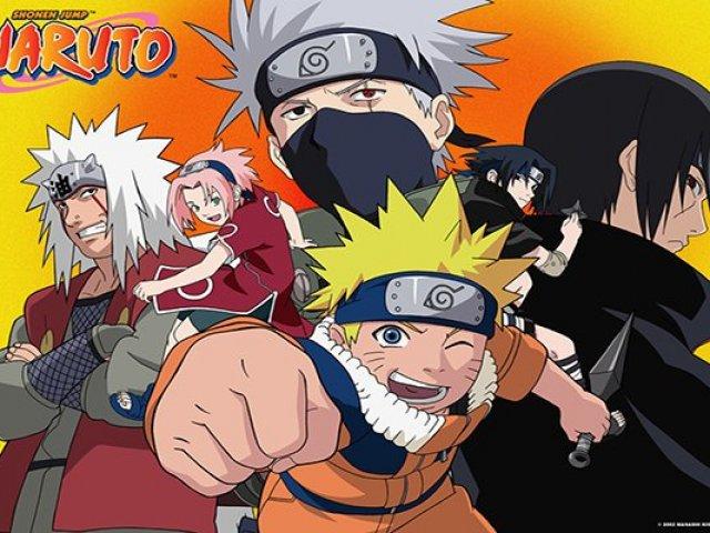 O quão bem você conhece Naruto Clássico?