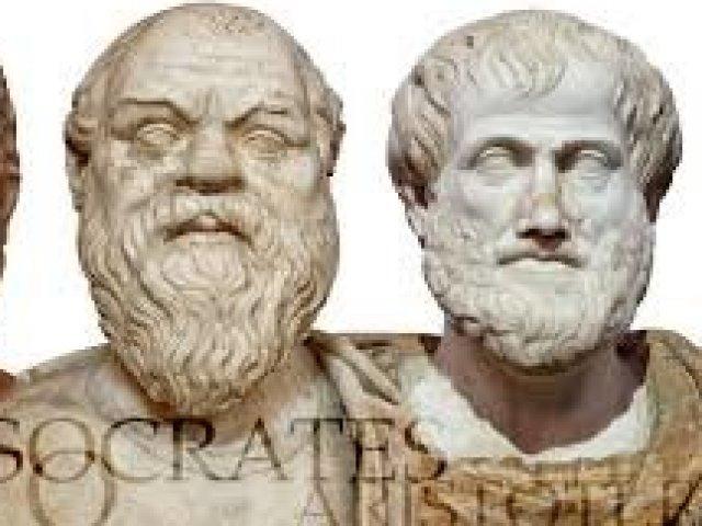 So Sei Que Nada Sei Frase De Socrates: Você Sabe Mais Sobre Sócrates Ou Aristóteles?