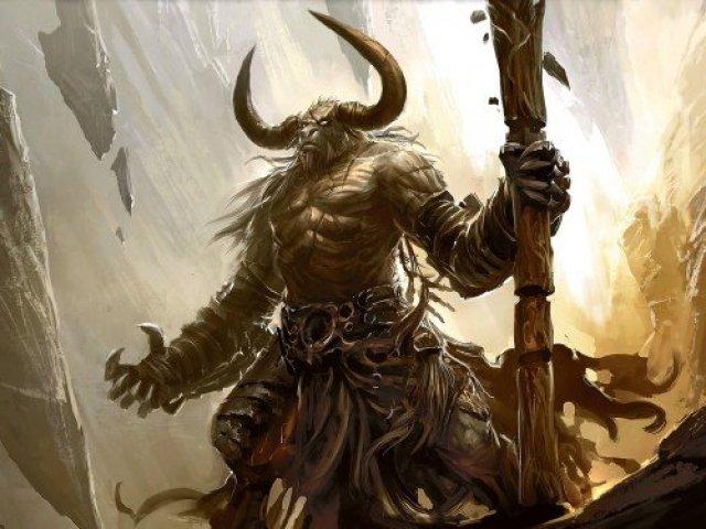 Com qual dos monstros da mitologia grega você se parece?
