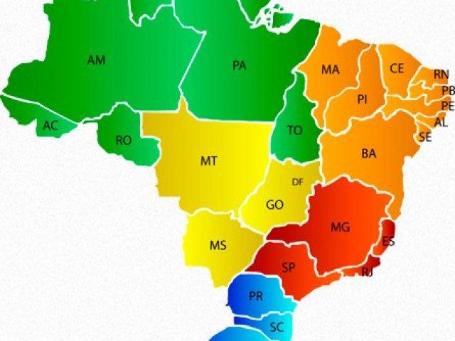 Conhecido Você conhece as capitais dos estados do brasil? | Quizur UY04