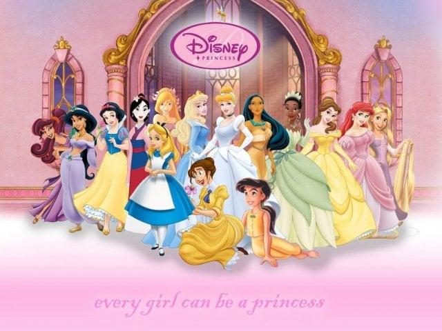Qual princesa Disney você é?