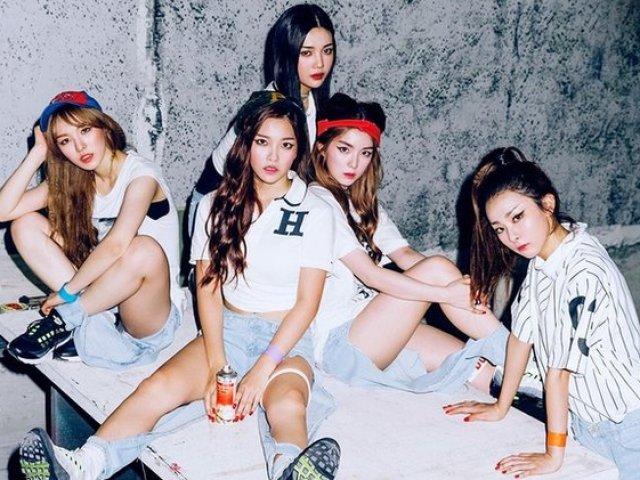Quem você seria do Red Velvet?