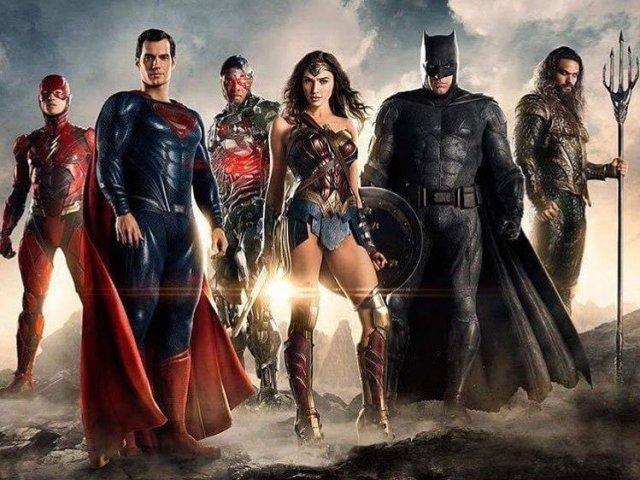 Qual super herói você seria em Justice League?