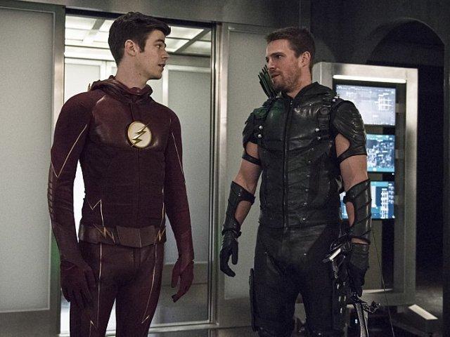 Você é mais Barry Allen ou Oliver Queen?