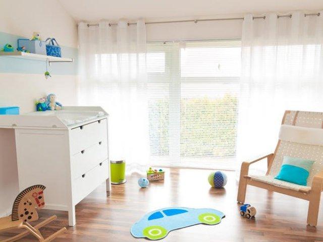 Qual estilo de quarto mais combina com seu futuro bebê?