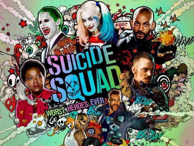 Qual dos personagens extraordinários do filme Esquadrão Suicida você seria?
