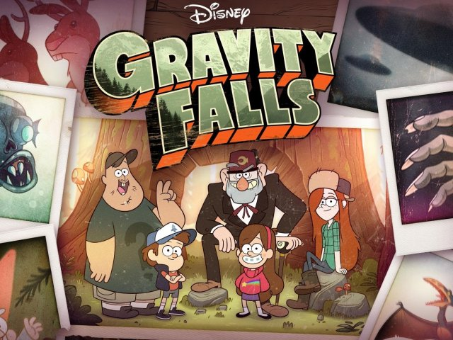 Resultado de imagem para gravity falls