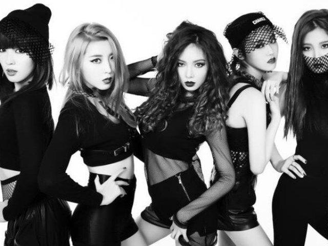 O Quão bem você conhece os Girl Groups do K-pop?