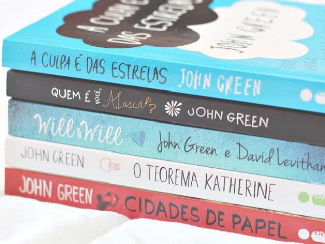Resultado de imagem para john green livros