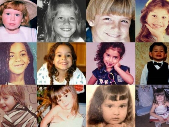 Você sabe quem são essas crianças?