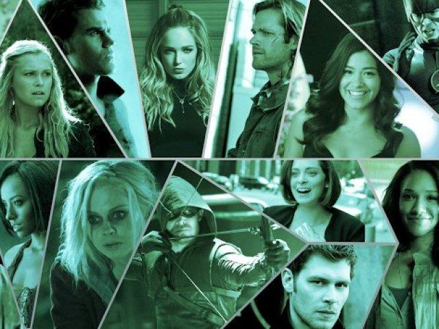 Em qual série da CW você poderia viver?