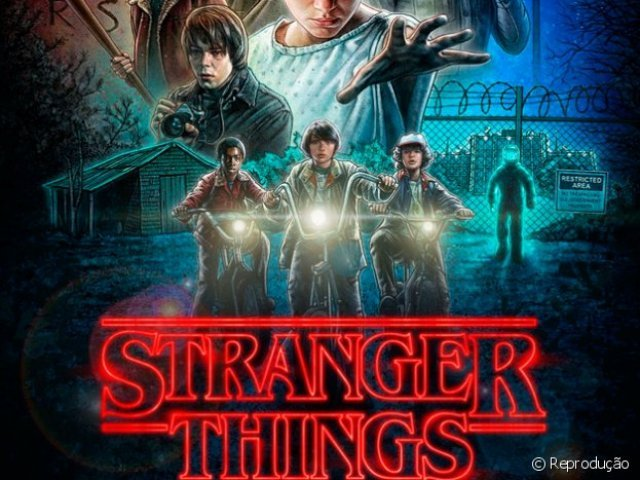 Você é realmente um fã de ''Stranger Things''?