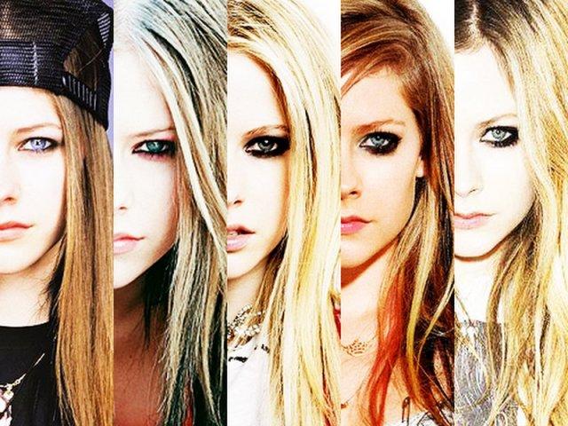 Você é um Fã da Avril Lavigne?