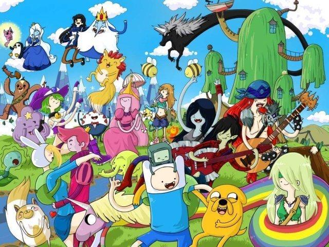 Você Conhece Os Personagens De One Piece: Você Conhece Esses Personagens Do Cartoon Network?