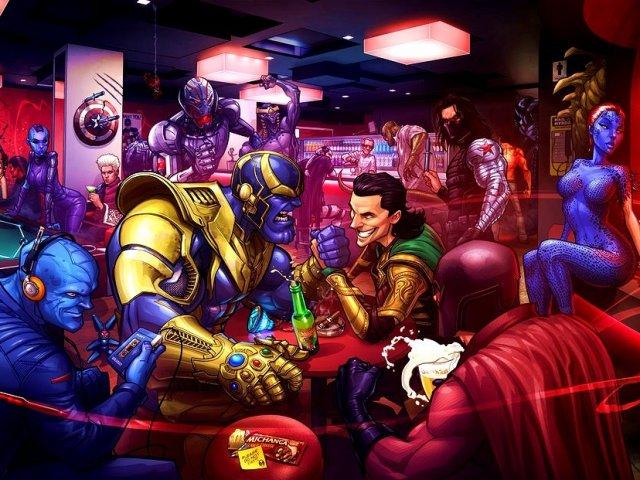 Que vilão do Universo Marvel você seria?