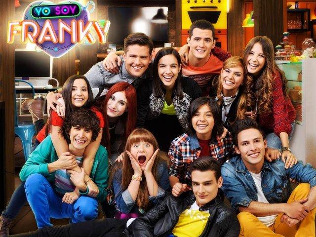 Eu sou franky yo soy franky quizur - Coloriage franky le robot ...