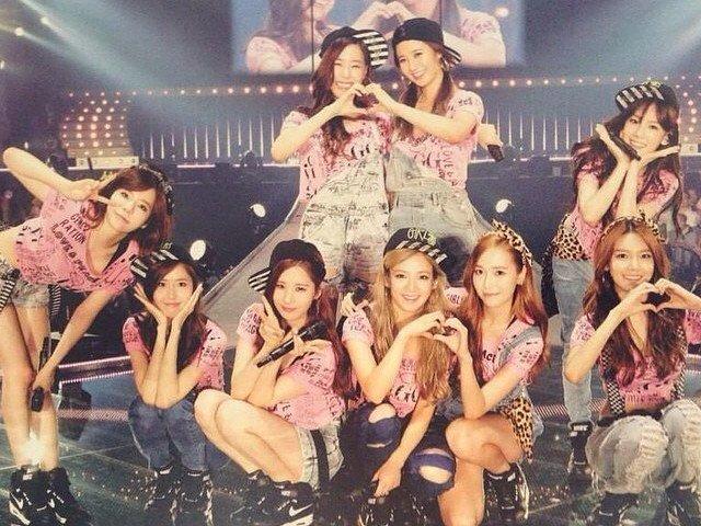 Quem você seria no Girls' Generation?