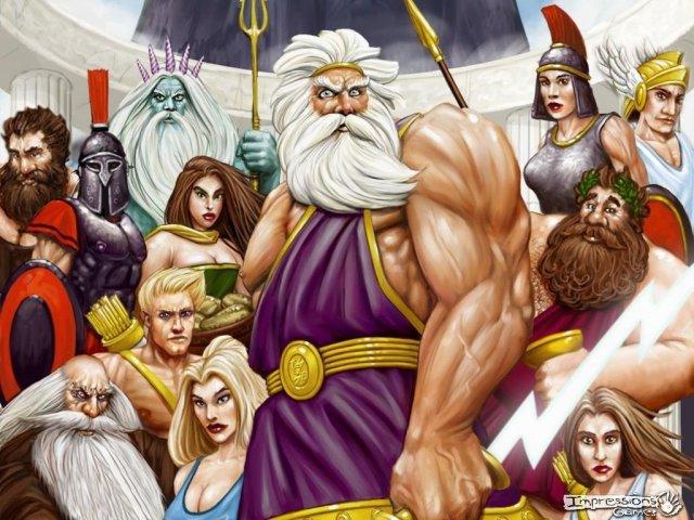 Que deus(a) da mitologia grega você seria?