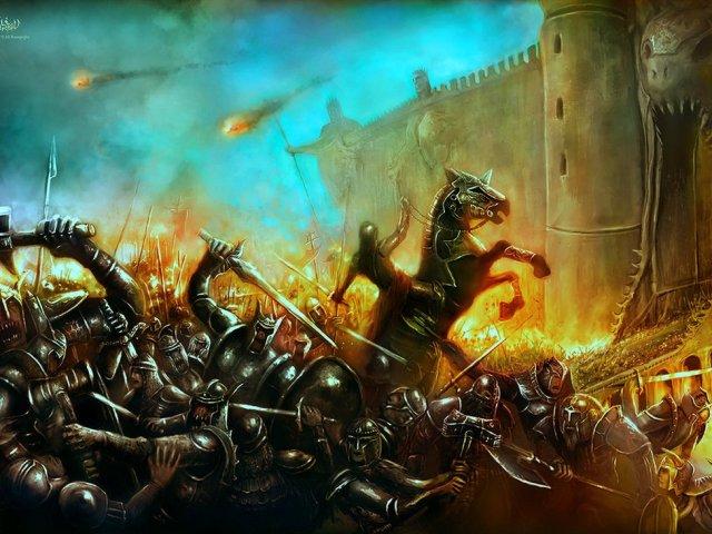 De qual batalha histórica você faria parte?