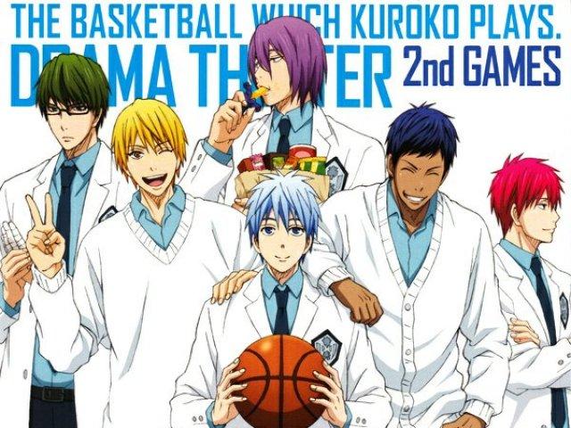O quanto você sabe de Kuroko no Basket?