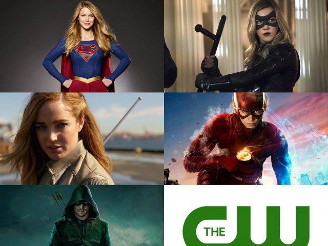 Que herói da DC/CW você é?