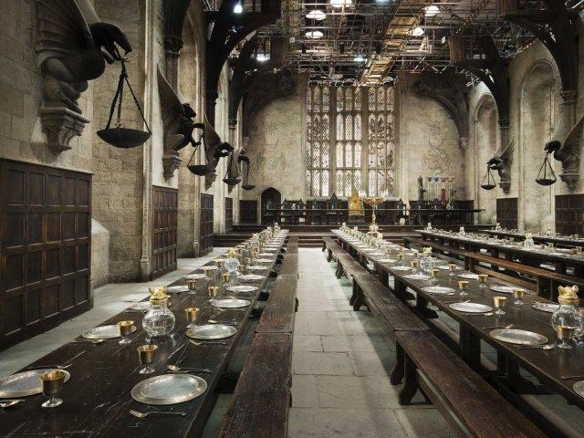 Um pouco sobre os Coadjuvantes de Hogwarts...