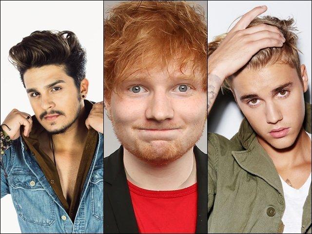Qual cantor se parece mais com sua personalidade?