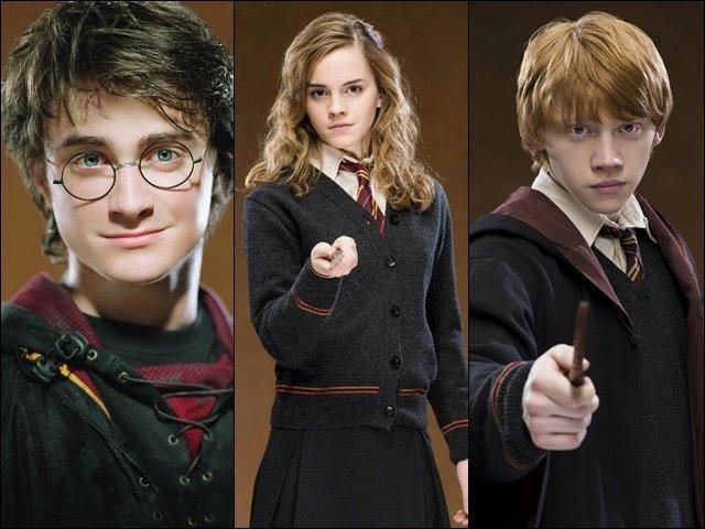 Com quem você se parece em Harry Potter?