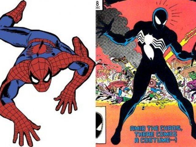 Você conhece o Homem-Aranha nos anos 80?