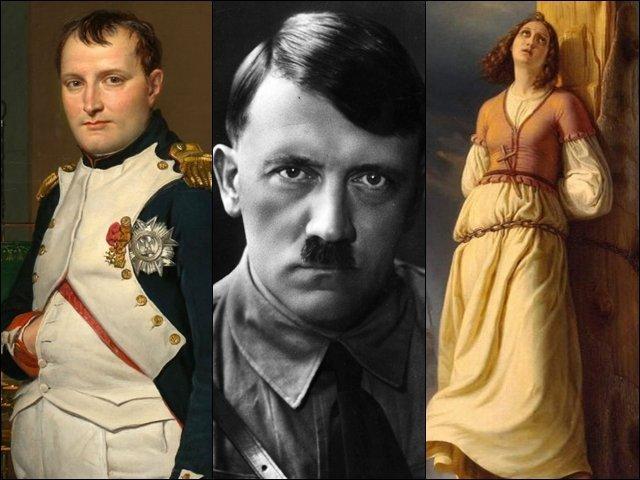 Que figura histórica você seria?