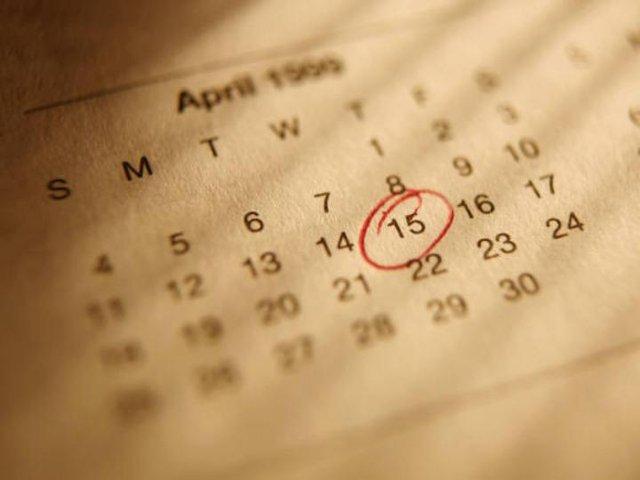Qual é o seu mês da sorte?