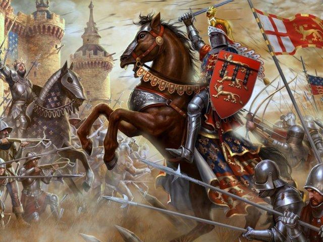 Quem é você na fantasia da Idade Média?