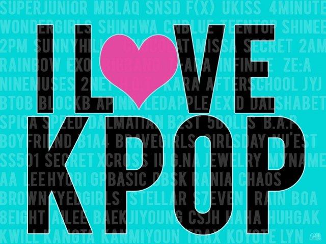 Você conhece as bandas de kpop?