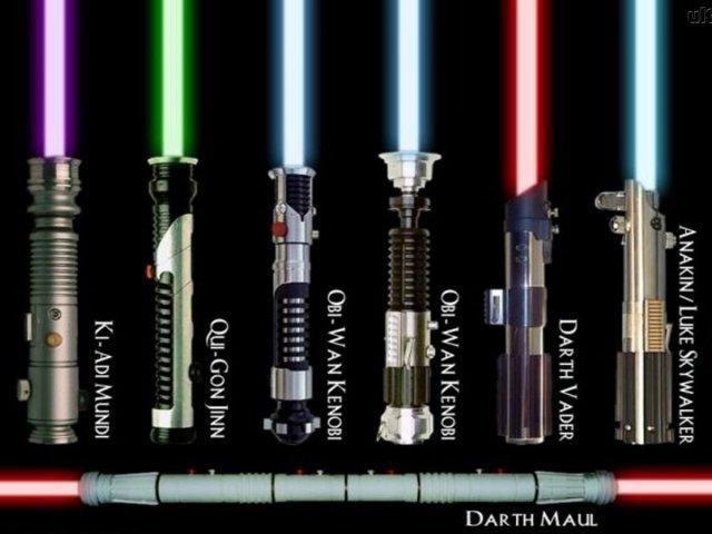 Qual tipo de sabre de luz combina com você?