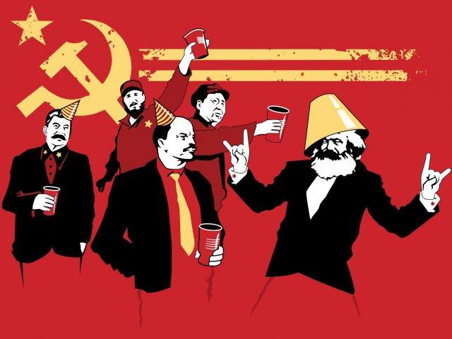 Que comunista famoso é você?
