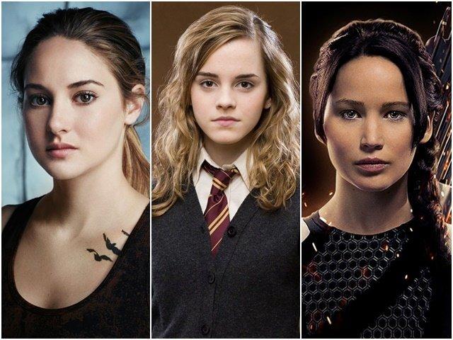 Que personagem feminina das sagas literárias você seria?