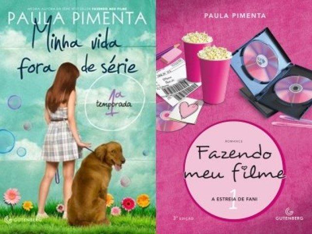 Você é mais Priscila (Minha vida fora de série) ou Fani (Fazendo meu Filme)?