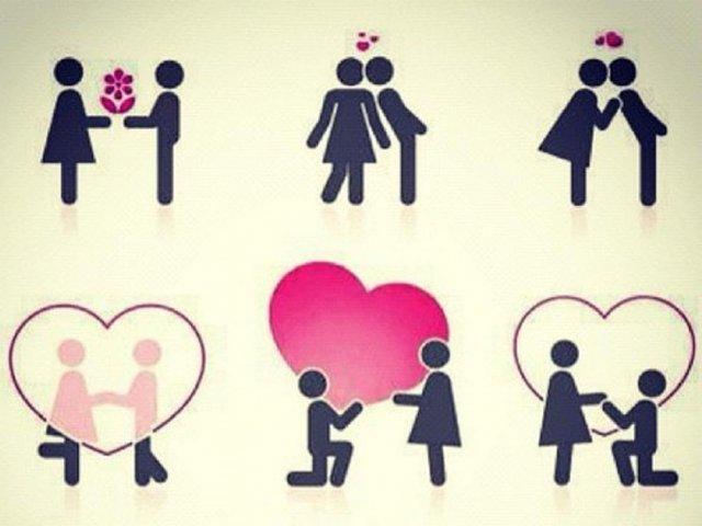 Você é mais para ficar, namorar ou casar?